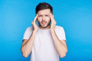are headaches normal after a colonoscopy