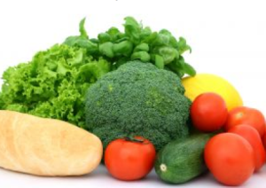 Fruits, Vegetables and Whole Grains Contain Beneficial Fiber
