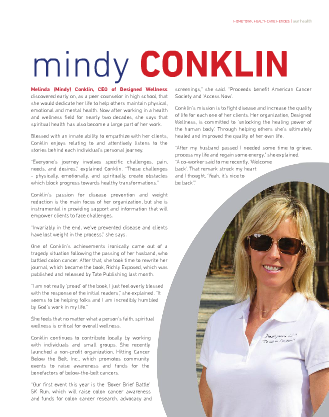 mindy conklin